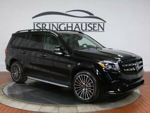 2019 Mercedes-Benz Other AMG 63 2019 Mercedes-Benz GLS AMG 63 0 Black Sport Utility Twin Turbo Premium Unleaded