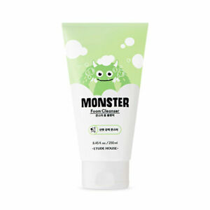ETUDE HOUSE Monster Foam Cleanser 250ml $14.98