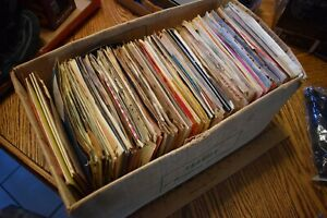 Great Lot of (100) 45's Records Jukebox 7