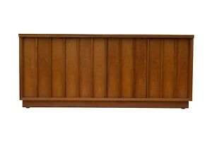 Walnut Credenza Designed by George Nakashima for Widdicomb Origins Buffet 66W