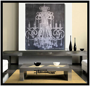 Abstract CANVAS PAINTING Modern WALL ART Large Framed Ready to Hang ELOISExxx