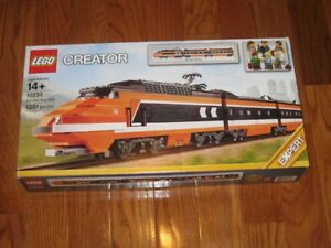 **New** Lego Retired 10233 Horizon Express Train Creator Expert Rare
