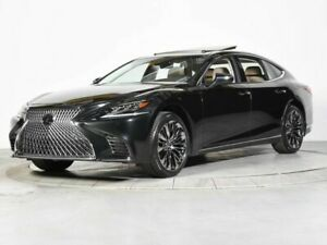 2018 Lexus LS PRE-COLLISION  NAVIGATION  LEVINSON *CALL GREG ZIEMER FOR DETAILS AND FREE HISTORY REPORT*