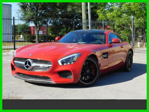 2017 Mercedes-Benz AMG GT AMG GT S 2017 AMG GT S Used Turbo 4L V8 32V Automatic Rear Wheel Drive Coupe Premium