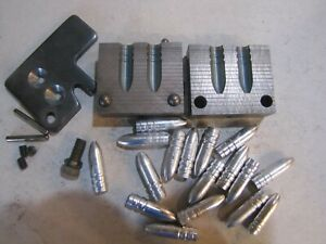 30 180 SP RCBS Double Cavity Gas Check Bullet Mold Lead Bullet Casting Mould