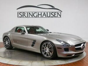 2012 Mercedes-Benz SLS AMG -- 2012 Mercedes-Benz SLS AMG  3990 Miles AMG ALU-BEAM Silver 2 Door Coupe Gas V8 6