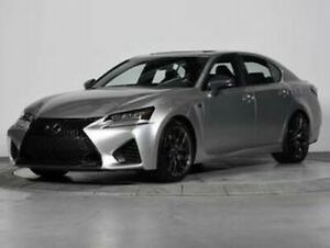 2018 Lexus GS F PRE-COLLISION  NAVIGATION  LEVINSON *CALL GREG ZIEMER FOR DETAILS AND FREE HISTORY REPORT*