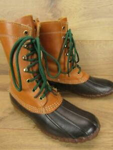 Vintage LL Bean Maine Hunting Boots Womens Size 7