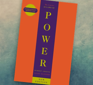 Concise 48 Laws of Power by Robert Greene Paperback, 2002 book