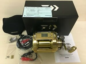 Daiwa Marine Power Electric Fishing Reel 3000 Model 24v BRAND NEW Big Game good