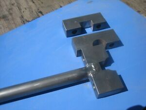 ACTION   WRENCH    mosin nagant    HEX RECEIVER   AND  ROUND RECEIVER  TWO HEADS