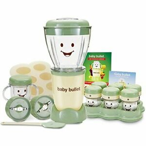 Magic Bullet Baby Bullet Baby Care System,4.25 inch diameter x 5.625 inch height