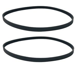 2 New Drive Belts for Sears Craftsman Band Saw Part Number 1 JL20020002