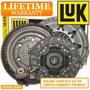 FOR FORD GALAXY MK II 2.0 TDCI LUK FLYWHEEL & COMPLETE CLUTCH KIT 115 BHP MPV