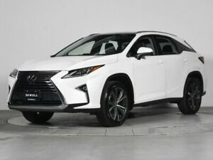 2016 Lexus RX NAVIGATION  HEADS UP DISPLAY  BLIND SPOT *CALL GREG ZIEMER FOR DETAILS AND FREE HISTORY REPORT*
