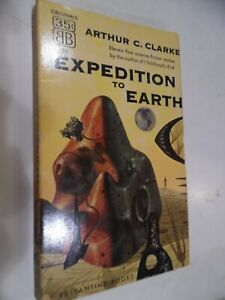 Expedition to Earth by Arthur C Clarke (1953, Paperback) First Edition