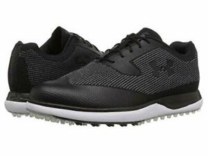 Under Armour Tour Tips Knit Spikeless Men's Golf Shoes - Select Size