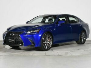 2019 Lexus GS F SPORT  NAVIGATION  HEADS UP DISPLAY *CALL GREG ZIEMER FOR DETAILS AND FREE HISTORY REPORT*