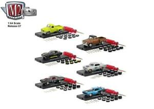 New M2 Machines Auto Wheels 1:64 Scale Diecast Vehicles - Multiple Models