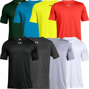 Under Armour 1305775 Mens UA Tech Locker 2.0 T Shirt Short Sleeve Athletic Tee $20.99