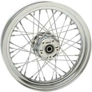 Drag Specialties 0203-0529 Replacement Laced Wheels 16x3 Front