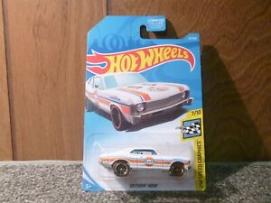 2017 Hotwheels 68 Chevy Nova (HW Speed Graphics)