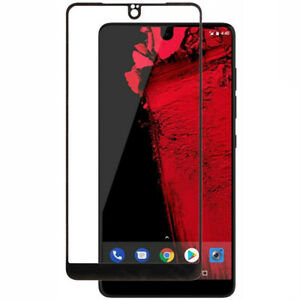 New Front Outer Glass Screen Lens Replacement For Essential Phone PH-1 Black