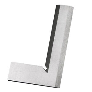 Harden Steel L Shaped 90 Degree Angle Try Square Ruler Woodworking Tools $13.22