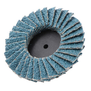 Grinding Wheels - Flap Grinding Wheels for Angle Grinder 80 Grit Green 2Inch