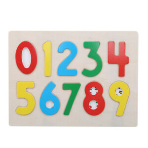 Wooden Block Puzzle Brain Teasers Toy Intelligence Game developmental Toys Q