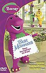 Barney - Barneys Best Manners (DVD 2003) NEW SEALED LOOK WITH FREE SHIPPING!!!!