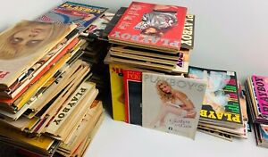 Original Playboy Magazine Lot Collection All Issues 1963-2015 CHOOSE First RARE