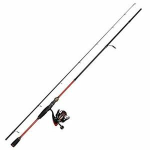 KastKing Sharky III Spinning Rod and Reel Combos Toray IM7 Graphite 2Pc Blanks