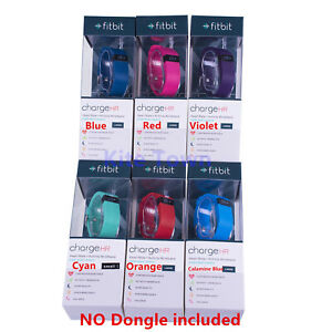 New Fitbit Charge HR Wireless Activity & Heart Rate Wristband Black & All colors