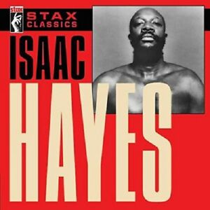 Isaac Hayes Stax Classics CD NEW SEALED Theme From Shaft/Never Can Say Goodbye+