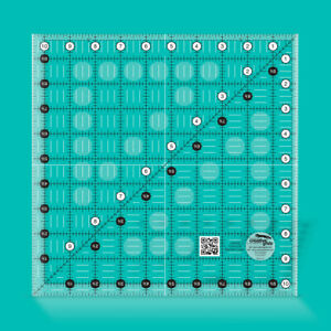 Creative Grids Quilt Ruler 10 1 2in Square $22.49