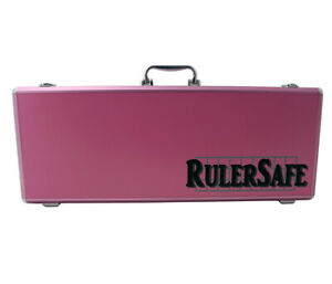 RulerSafe Case for Quilting Rulers in Pink $79.95