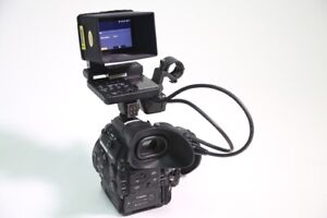 Canon C300 Mark I PL Mount LCD Viewfinder Battery SDI HDMI Charger $1550.00