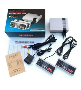 620 Built-in Video Games For Nintendo Mini Vintage Retro TV Game Console US