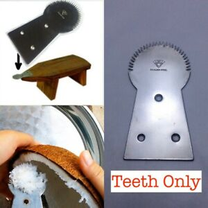 New Coconut Grater Scraper Stainless Steel Teeth Shredder Thai Kitchen Tool