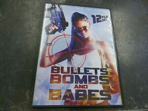 Bullets, Bombs and Babes: 12 Film Set 3 DVD The Andy Sidaris Collection