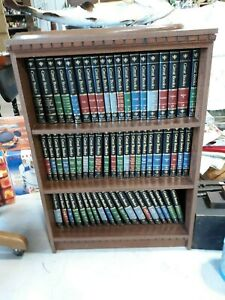 GREAT BOOKS OF THE WESTERN WORLD COMPLETE SET OF 60