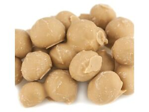 Maple Double Dipped Peanuts - Crunchy Sweet Maple Coating - Bulk
