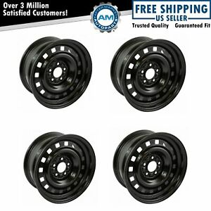 Dorman Wheel 16 inch Steel Replacement Kit of 4 for Crown Vic Explorer Ranger