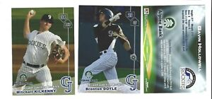 2019 GRAND JUNCTION TEAM SET COMPLETE MINOR LEAGUE R COLORADO ROCKIES