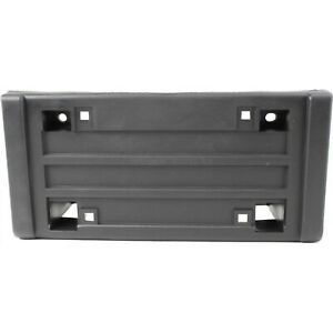 License Plate Bracket For 92 99 Chevy Suburban Tahoe C1500 C2500 Front $15.95