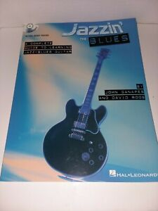 Jazzin' the Blues : A Complete Guide to Learning Jazz-Blues Guitar by John Gana…
