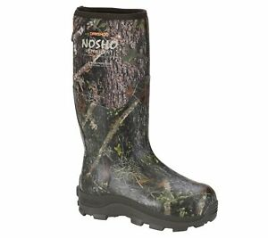 Dryshod NOSHO Ultra Hunt Men's Cold-Conditions Hunting Boot MBM-MH-CM Size 12