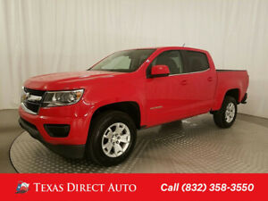 2019 Chevrolet Colorado 2WD LT Texas Direct Auto 2019 2WD LT Used 3.6L V6 24V Automatic RWD Pickup Truck