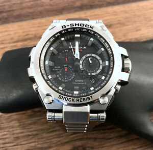 Casio MTG-S1000D Tough MVT G-Shock MT-G 46mm Solar Men's Watch